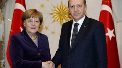 """صورة منح 3 مليار دولار لدعم السوريين..تصريحات هامة من المستشارة الالمانية """"ميركل"""" حول تركيا والسوريين"""