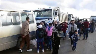 صورة معبر حدودي جديد يفتح أبوابه للسوريين..اليكم التفاصيل