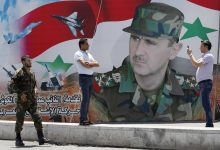 صورة صحيفة موالية تتحدث عن سخط المؤيدين للنظام السوري من خدماته