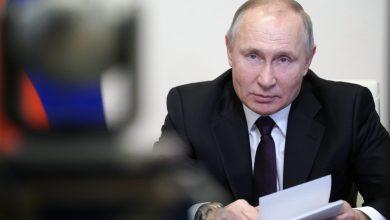 صورة الرئيس الأمريكي ومحـ.ـاسبة روسيا.. بايدن أبلـ.ـغ بوتين: العـ.ـواقب قادمة