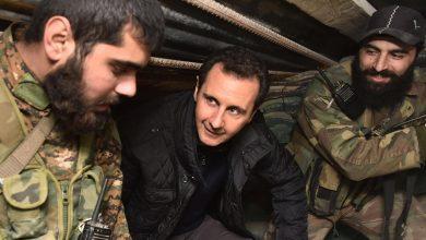 صورة سـ.ـينـ.ـاريـ.ـو مـ.ـر.عـ.ـب للأسد قد يحـ.ـد.ث.. ومعـ.ـهد أمريكـ.ـي يشـ.ـرح التـ.ـفـ.ـاصـ.ـيل