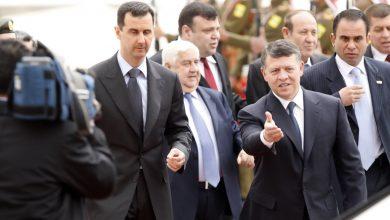 صورة بعد تصريحات المـ.ـلك.. أول اتصال أردني مع نظام الأسد (تفـ.ـاصيل)