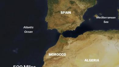 صورة وماذا تحـ.ـمل الأيام القادمة؟ هل تبدأ المـ.ـفاوضات بين الجزائر ومدريد والرباط؟